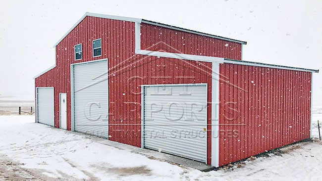 Applications of Steel Barns