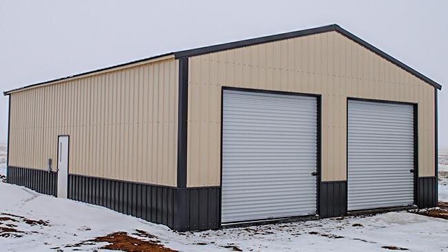 Features of Certified Steel Buildings