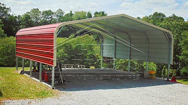 18x21x6 Regular Style Carport