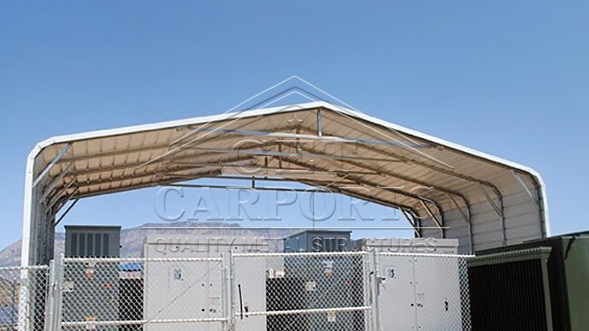 30x21x12 Regular Style Carport