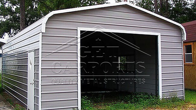 12x26x7 Regular Style Garage
