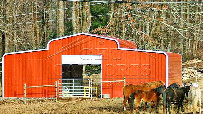 36x31x12 Regular Style Barn