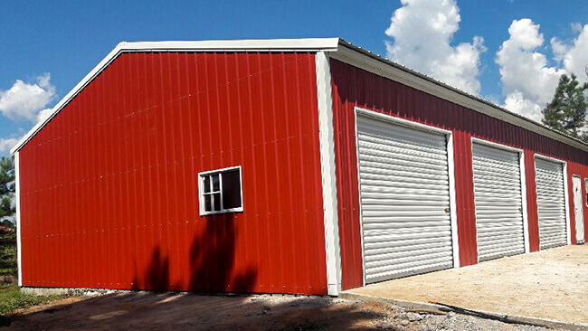 Rental Storage Buildings