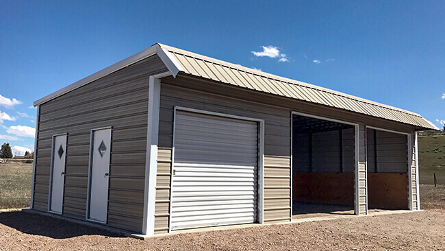 Applications of Storage Sheds