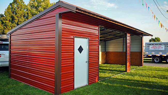 How Much Does a Metal Storage Shed Cost?