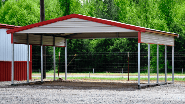 Features of Certified Carports