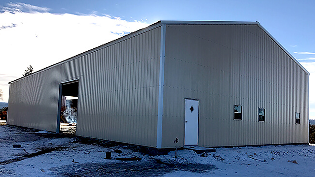 Metal Community Centers