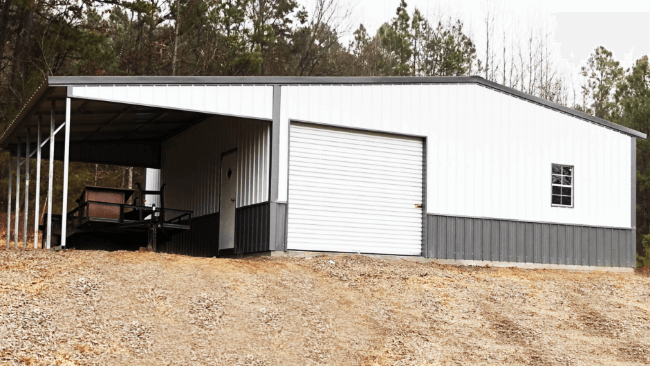 Benefits of Continuous Roof Barns