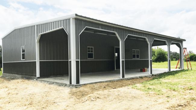 Possible Uses for Your Continuous Roof Style Barns