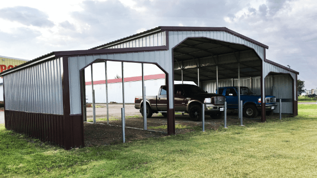 Custom Carport Kits