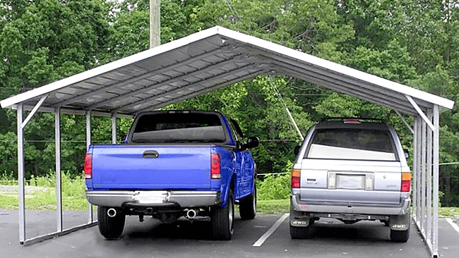 Double (Two-Car) Carports