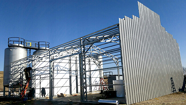 Industrial Buildings Can Be Customized in a Variety of Ways