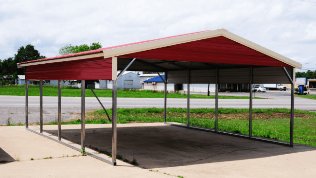 Metal Carports vs. Wooden Carports