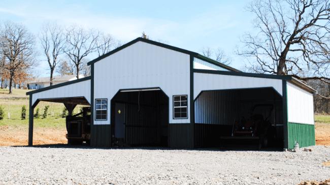 Benefits of a Prefab Metal Barn