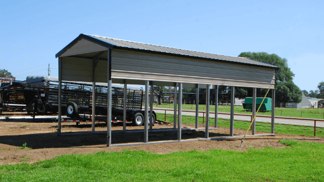 RV Cover Carports