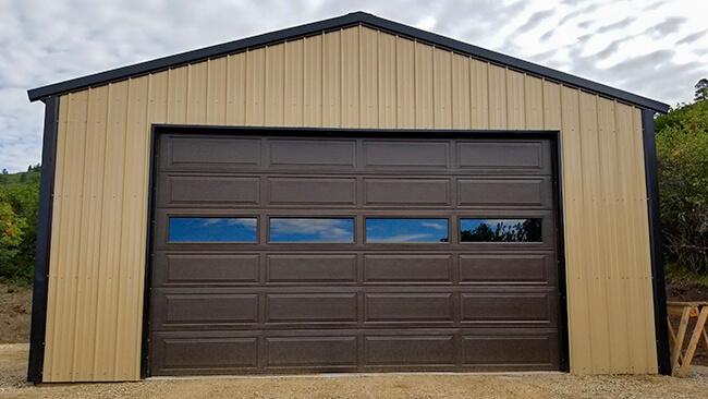 Applications of Custom Metal Garages