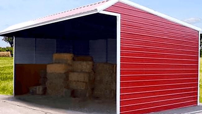 metal-loafing-sheds