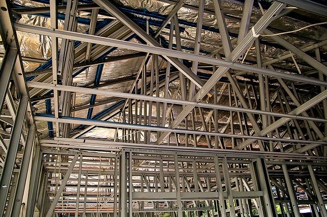 Cold-Formed Steel Building