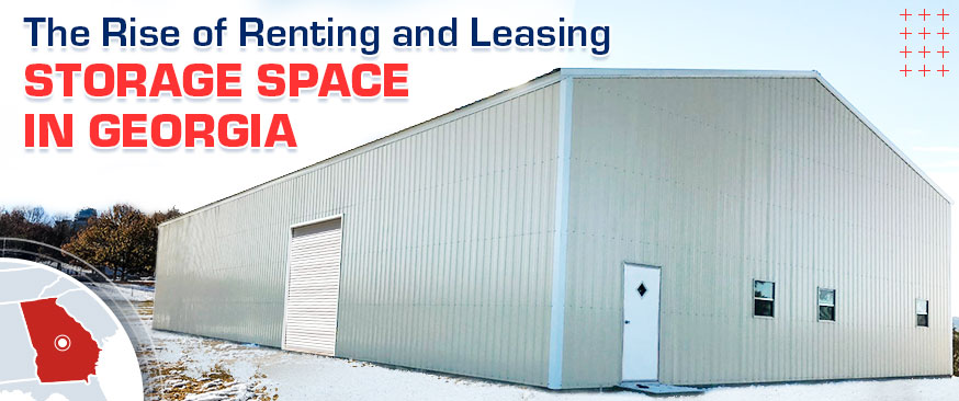 The Rise of Renting and Leasing Storage Space in Georgia