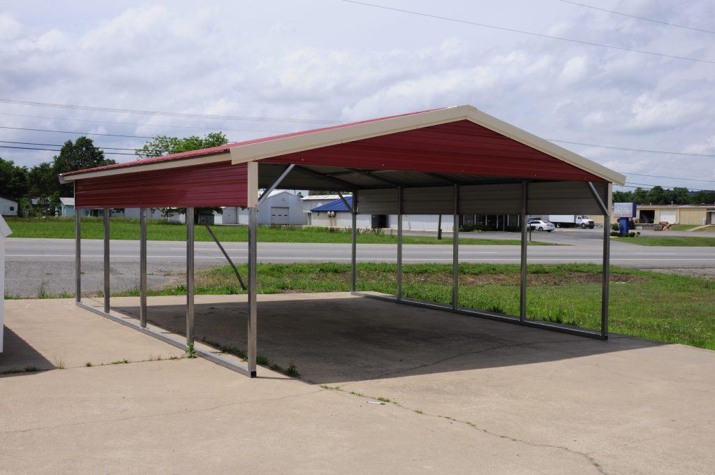 one car carport